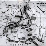 Harta luptelor de la Turtucaia