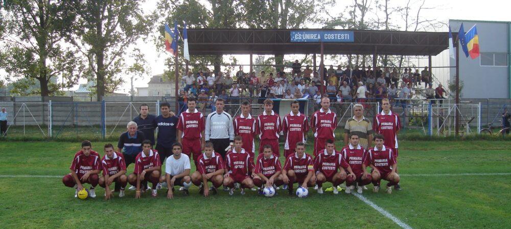 Unirea Costești în 2007
