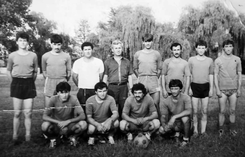 Campionatul uzinei ISDVA Costești 1980-1985