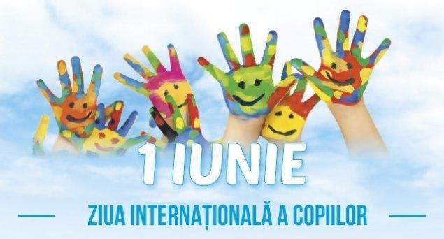 1 iunie, Ziua Internațională a Copiilor