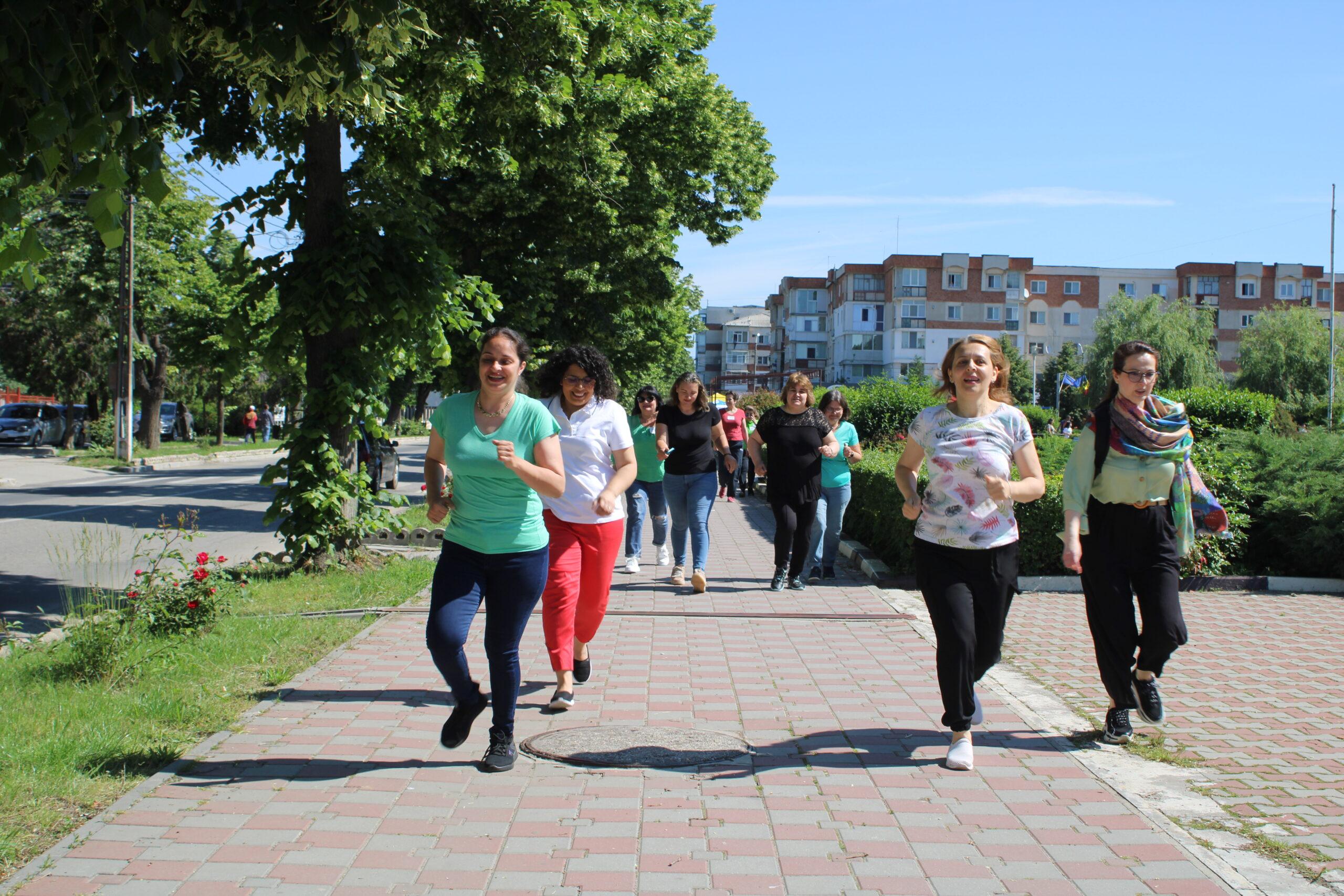 """""""European Mile"""", la Costești"""