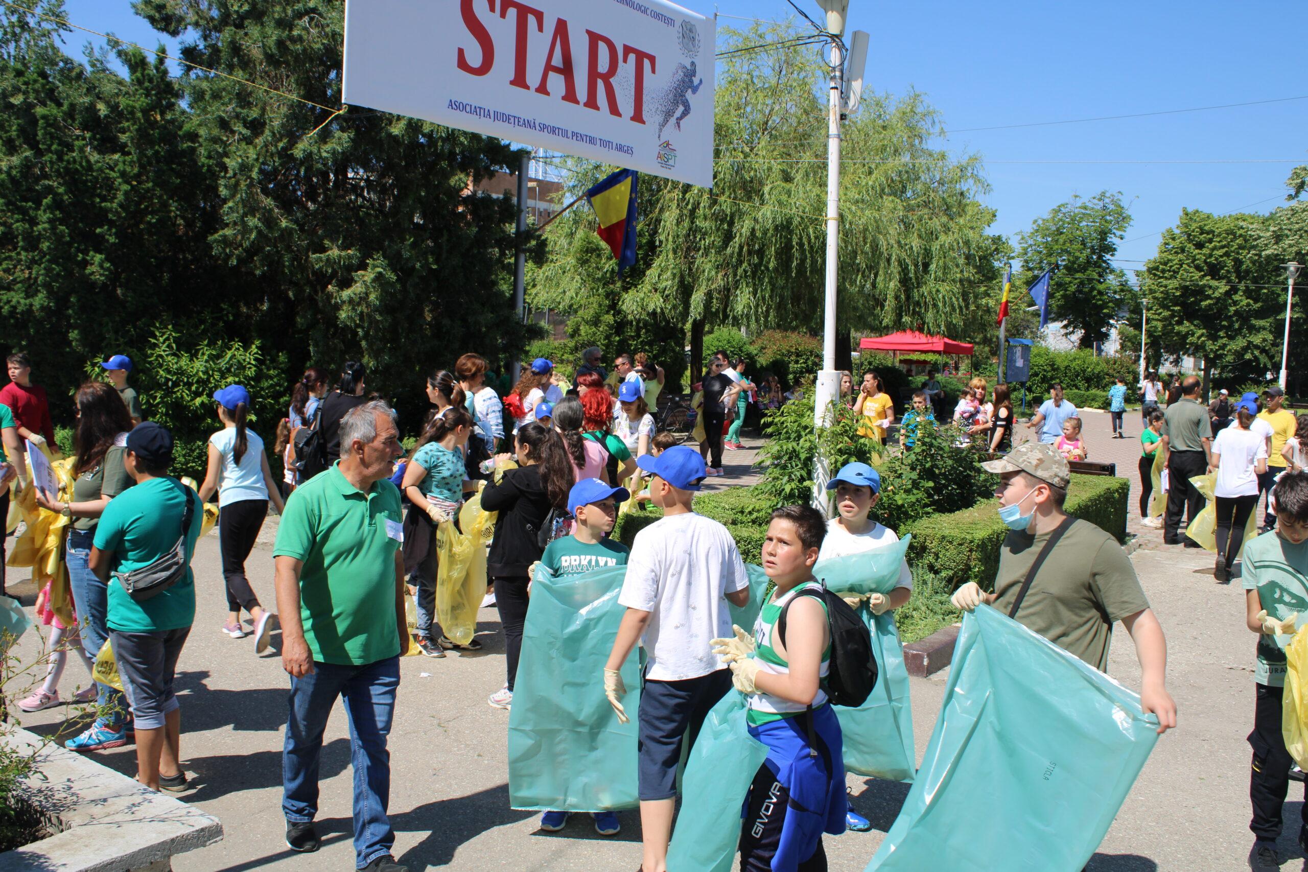 Costești, 5 iunie 2021, Ziua Mondială a Mediului