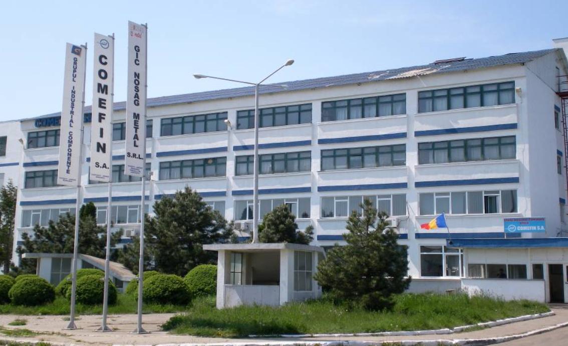 Comefin SA Costești ( fostă I.S.D.V.A.)